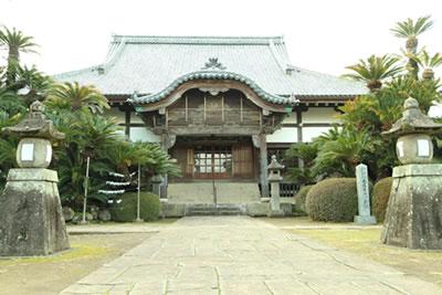 本経寺 本堂正面